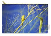 Yellow Fronted Canary Carry-all Pouch