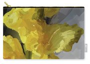 Yellow Glad 092217 1a Carry-all Pouch