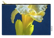 Yellow Glue Blue #f9 Carry-all Pouch