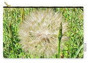 Yellow Goats Beard 1 Carry-all Pouch
