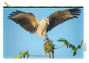 Yellow-headed Caracara Milvago Carry-all Pouch