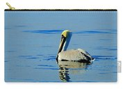 Yellow Headed Pelican Carry-all Pouch
