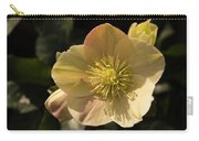 Yellow Helleborus Carry-all Pouch