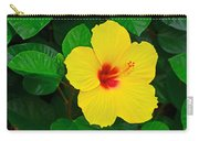 Yellow Hibiscus 3388 Carry-all Pouch