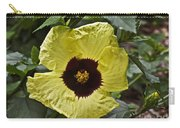 Yellow Hibiscus F134 Carry-all Pouch