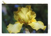 Yellow Iris Is For Passion Carry-all Pouch