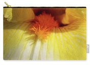 Yellow Iris Secret Carry-all Pouch