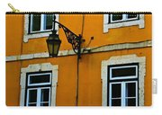Yellow Italian Building Carry-all Pouch