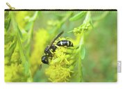 Yellow Jacket Carry-all Pouch
