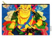 Yellow Jambhala 4 Carry-all Pouch