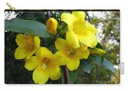 Yellow Jasmine Carry-all Pouch