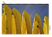Yellow Kayaks Carry-all Pouch