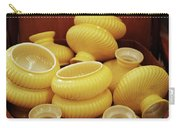 Yellow Lampshades Carry-all Pouch