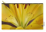 Yellow Lily 2 Carry-all Pouch