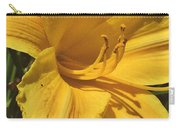 Yellow Lily Shines Brightly  Carry-all Pouch
