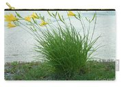 Yellow Love  Photography By Connie J Lee Carry-all Pouch