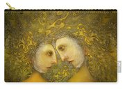 Yellow Lovers Carry-all Pouch