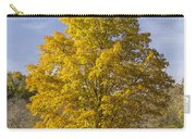 Yellow Maple Tree 1 Carry-all Pouch