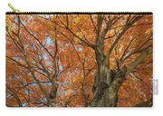 Yellow Maple Tree Carry-all Pouch