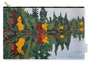 Yellow Maples Carry-all Pouch