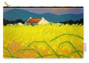 yellow Meadow Ireland Carry-all Pouch