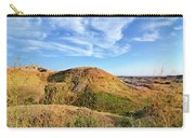 Yellow Mounds Carry-all Pouch