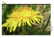 Yellow Mountain Flower's Petals Carry-all Pouch