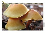 Yellow Mushrooms 2 Carry-all Pouch