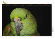 Yellow-naped Amazon Parrot Carry-all Pouch