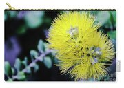 Yellow Ohia Flowers In Hawaii Carry-all Pouch