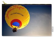 Yellow Pages Balloon Carry-all Pouch
