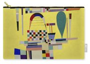 Yellow Painting Carry-all Pouch