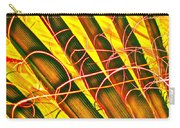 Yellow Palm Fun Carry-all Pouch