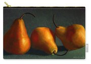 Yellow Pears Carry-all Pouch