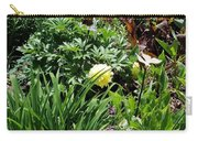 Yellow Peonia Carry-all Pouch