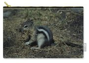 Yellow Pine Chipmunk Carry-all Pouch