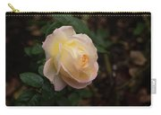 Yellow/pink Rose Carry-all Pouch
