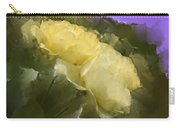 Yellow Pitch Carry-all Pouch