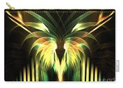 Yellow Plumes Carry-all Pouch