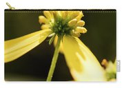 Yellow Pollinate Carry-all Pouch