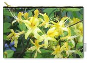 Yellow Rhododendron Carry-all Pouch
