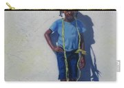 Yellow Rope Carry-all Pouch