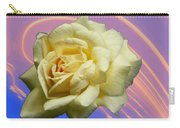 Yellow Rose 3 Carry-all Pouch