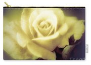 Yellow Rose Smoky Misty Look Carry-all Pouch