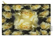 Yellow Roses 2 Carry-all Pouch