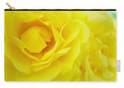 Yellow Roses Art Prints Botanical Giclee Prints Baslee Troutman Carry-all Pouch