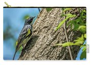 Yellow-rumped Warbler Carry-all Pouch