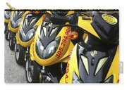 Yellow Scooters Carry-all Pouch