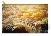 Yellow Sea Anemones Macro Carry-all Pouch