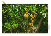 Yellow Seeds Carry-all Pouch